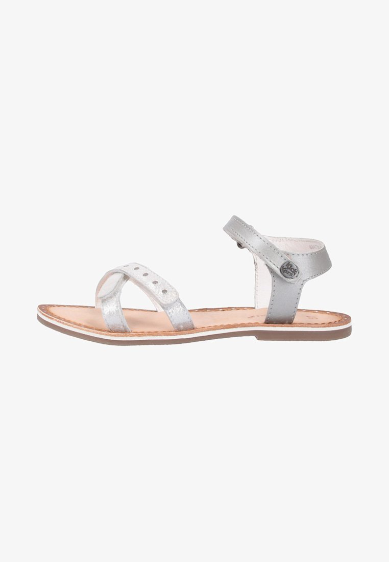 Kickers - Sandals - silver
