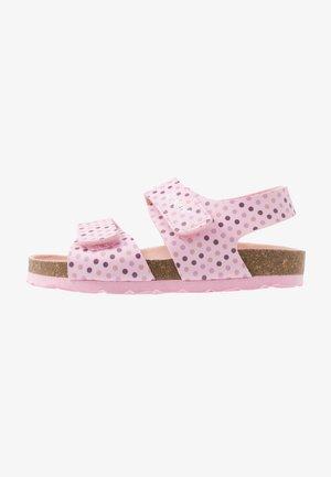 SUMMERKRO - Sandaalit nilkkaremmillä - rose