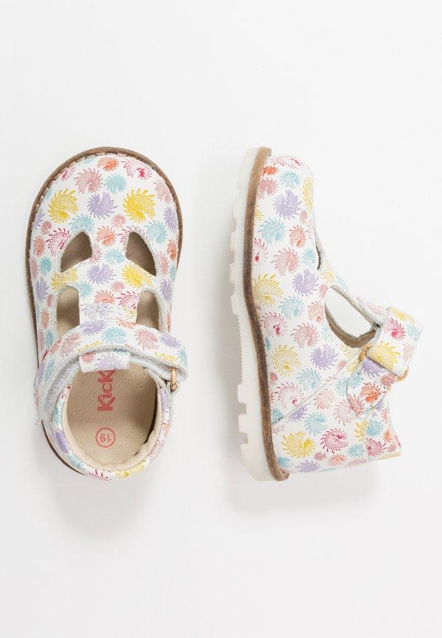 NONOCCHI - Chaussures à scratch - multicolor