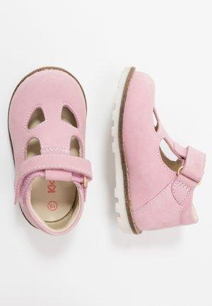 NONOCCHI - Baby shoes - rose