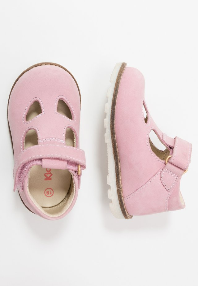 NONOCCHI - Baby shoes - rose