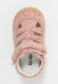 Kickers - SUSHY - Baby shoes - rose - 1