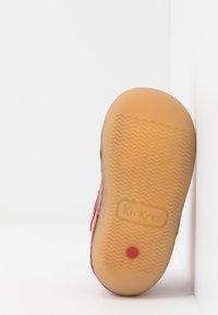 Kickers - SABIO - Baby shoes - rosé antique - 5