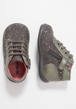 BONZIP - Babysko - grey metallic
