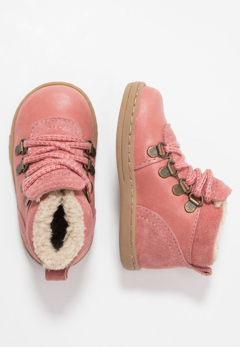 Kickers - TATTOO - Baby shoes - light pink