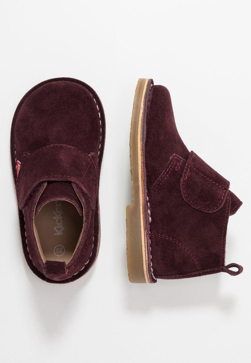 Kickers - TAKONO - Touch-strap shoes - purple