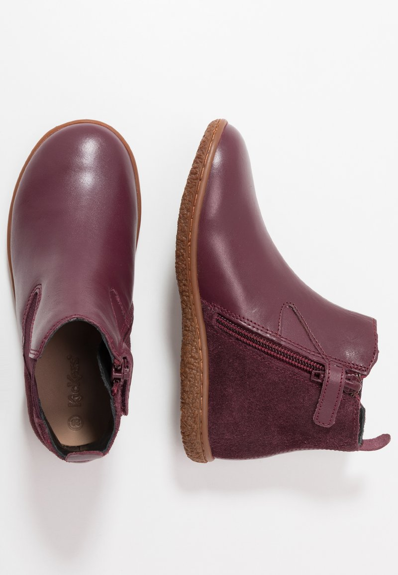 Kickers - VERMILLON - Classic ankle boots - purple