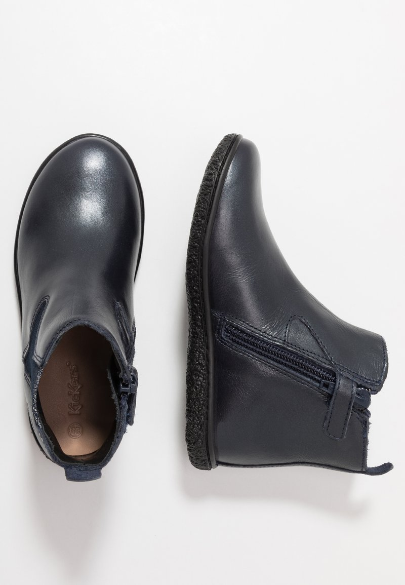 Kickers - VERMILLON - Classic ankle boots - dark navy