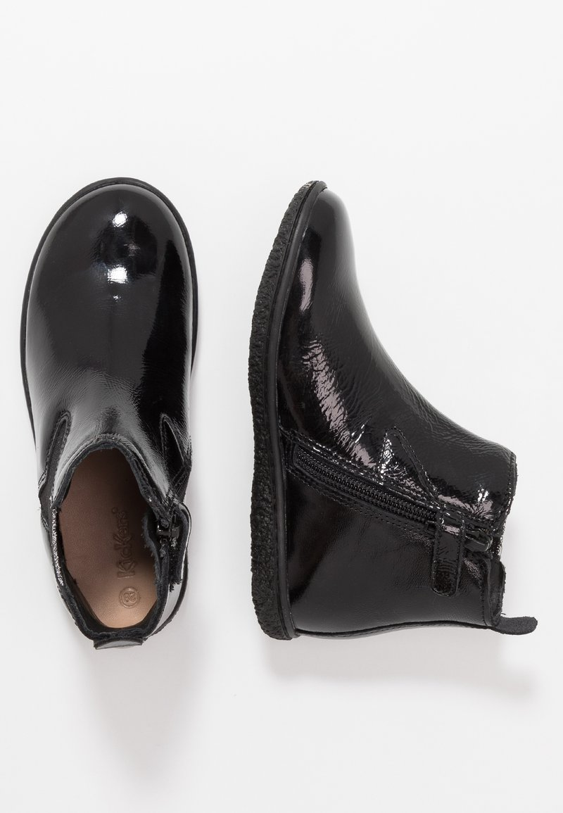 Kickers - VERMILLON - Stiefelette - shiny black