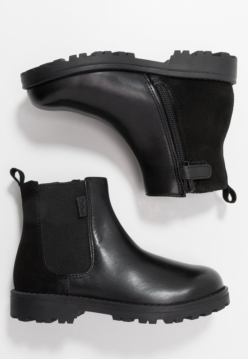 Kickers - GRIZLY - Classic ankle boots - black