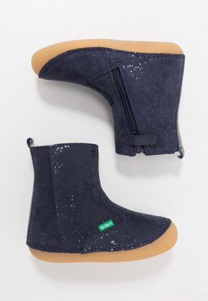 SOCOOL - Classic ankle boots - navy
