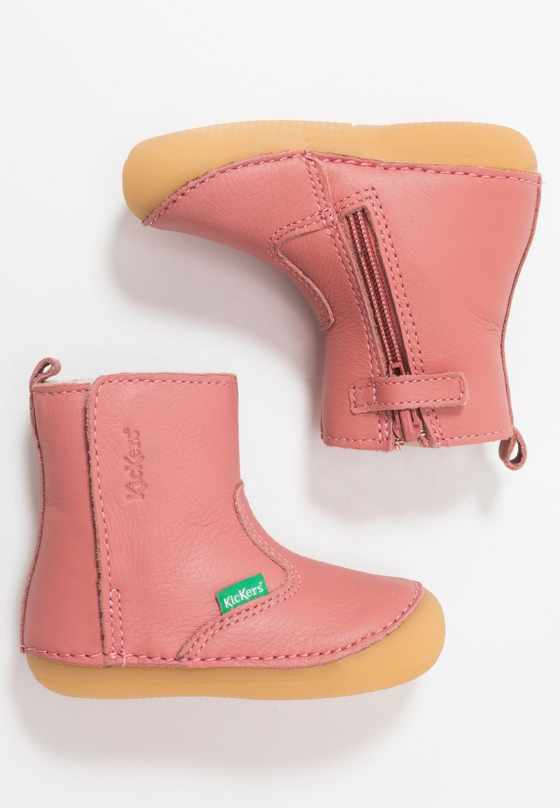 Kickers - SOCOOL  - Classic ankle boots - rosé antique