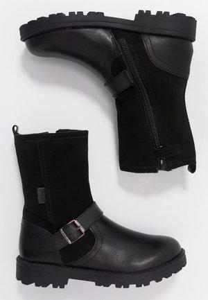 GRAMMI - Cowboy/Biker boots - black