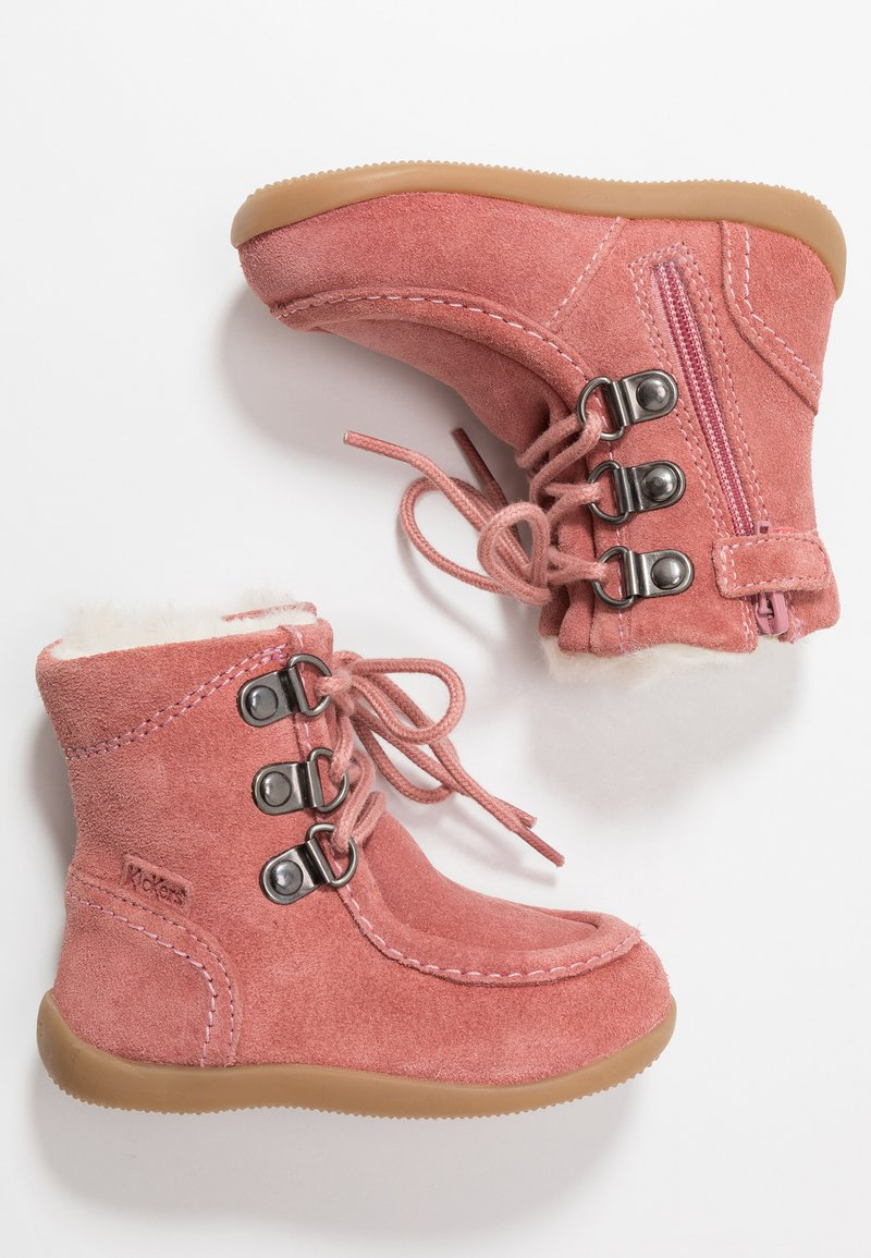 Kickers - BAMARA - Boots - rosé antique