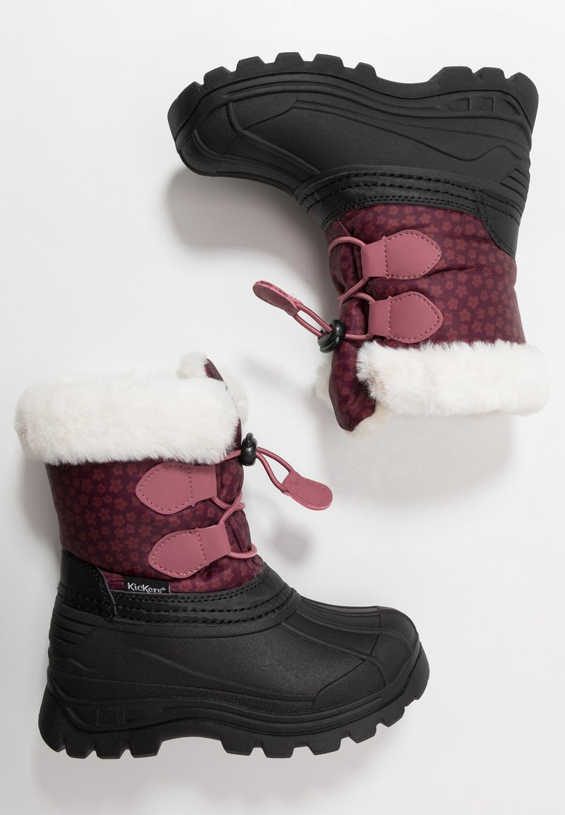 Kickers - SEALSNOW - Winter boots - other bugundy