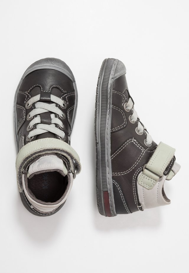 IGUANE - Sneakers high - other grey