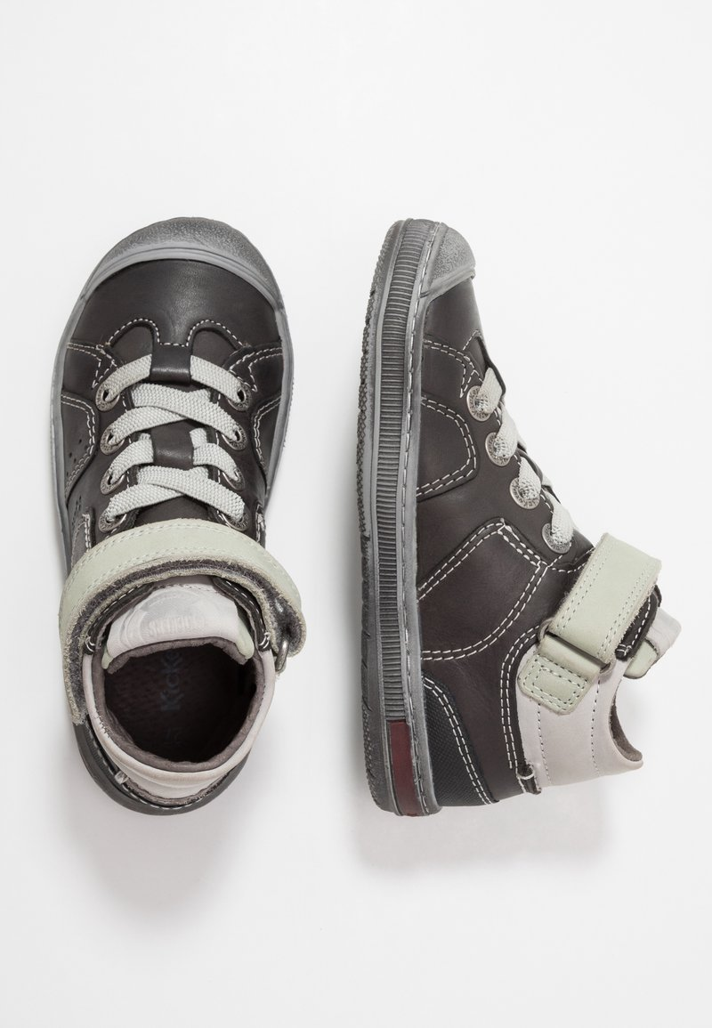 Kickers - IGUANE - High-top trainers - other grey