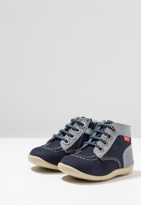Kickers - BONZIP - Dětské boty - dark blue - 3