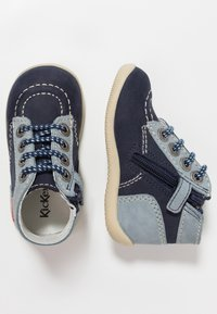 Kickers - BONZIP - Dětské boty - dark blue - 0