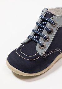 Kickers - BONZIP - Dětské boty - dark blue - 2