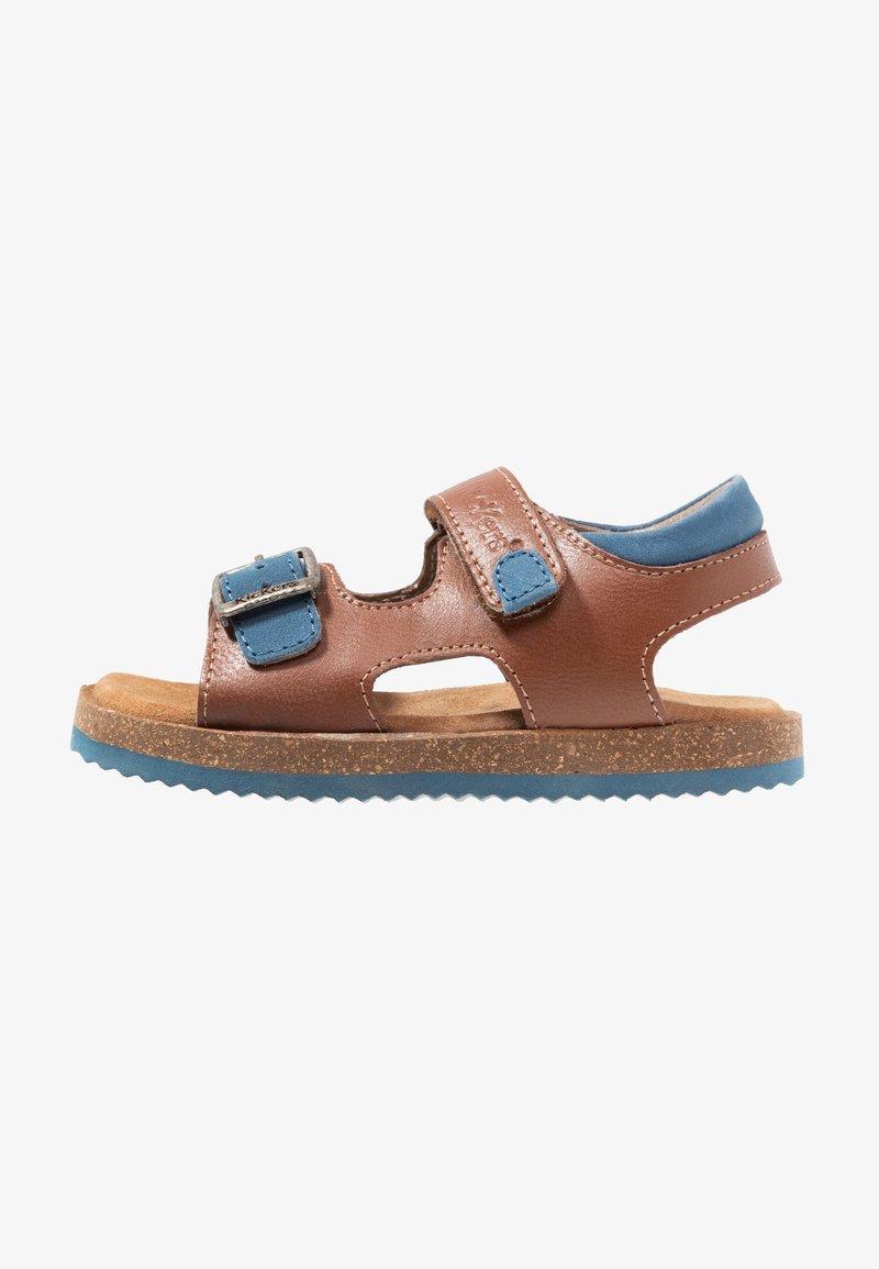 Kickers - FUNKYO - Sandals - brown
