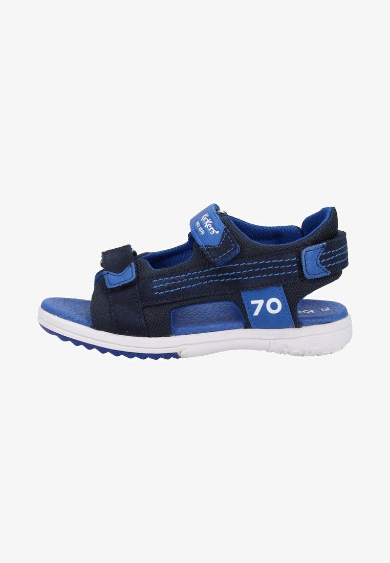 Kickers - Sandals - blue