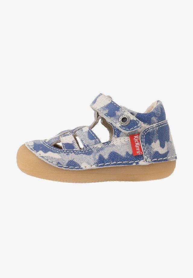 SUSHY - Baby shoes - bleu