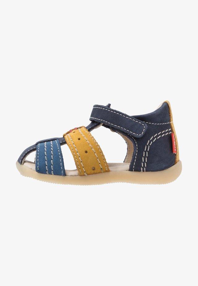 BIGBAZAR - Lær-at-gå-sko - bleu marine