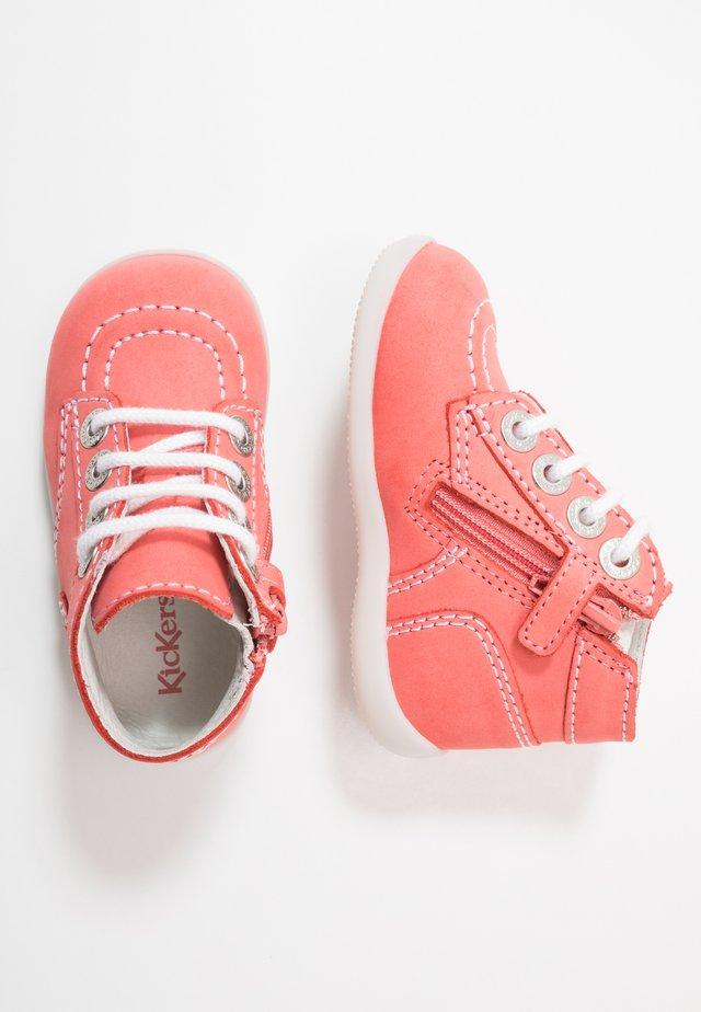 BONZIP - Dětské boty - rose