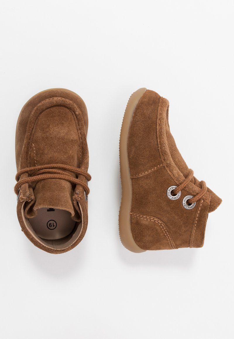 Kickers - BALABI - Baby shoes - camel