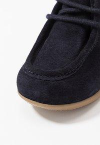 Kickers - BALABI - Dětské boty - navy - 2