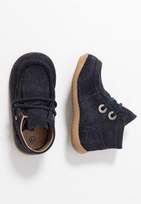 Kickers - BALABI - Dětské boty - navy - 0