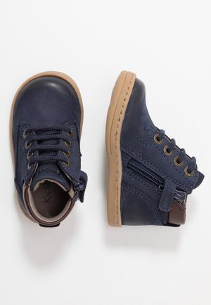 TACKLAND  - Lace-up ankle boots - navy
