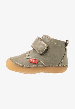 SABIO - Dětské boty - kaki