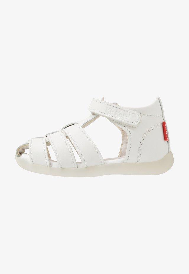 BIGFLO - Lær-at-gå-sko - blanc