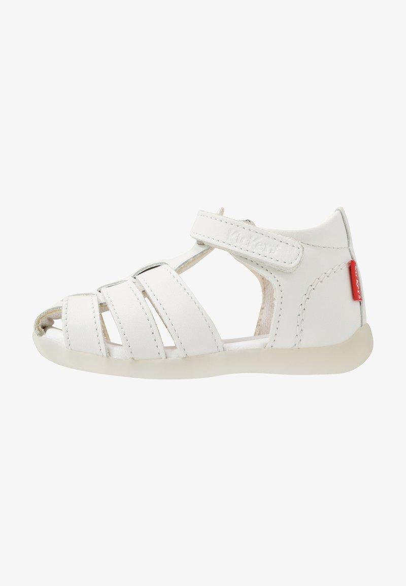 Kickers - BIGFLO - Dětské boty - blanc