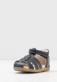 Kickers - BIGFLO - Vauvan kengät - marine fonce - 2