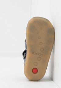 Kickers - BIGFLO - Vauvan kengät - marine fonce - 4
