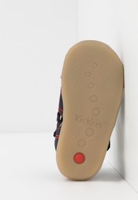 Kickers - BIGBAZAR - Vauvan kengät - marine/rouge - 5