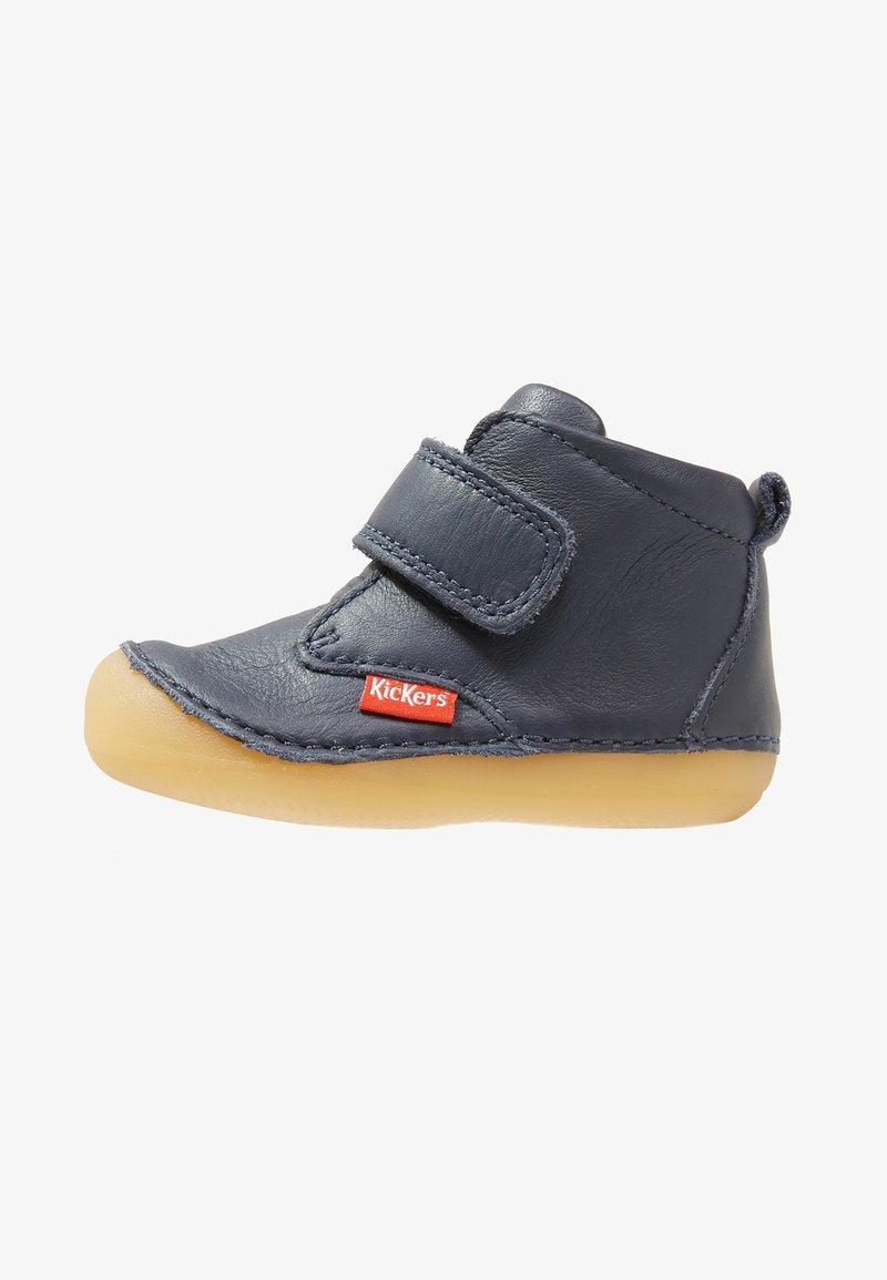 Kickers - SABIO - Baby shoes - dark navy