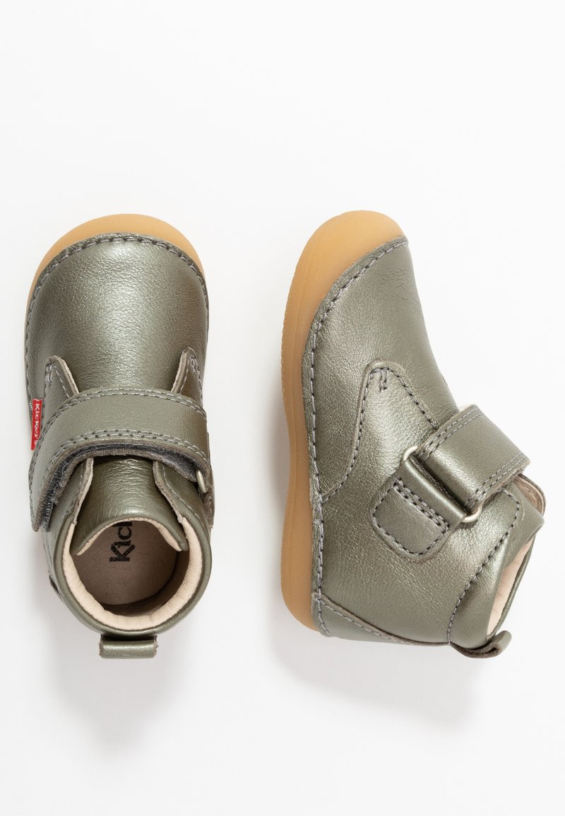 Kickers - SABIO - Touch-strap shoes - other grey