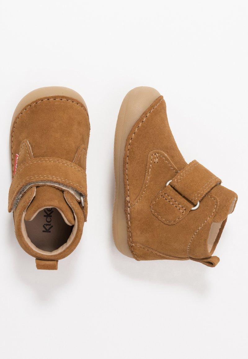 Kickers - SABIO - Baby shoes - camel