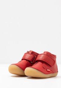 Kickers - SABIO - Babysko - rouge perm - 3