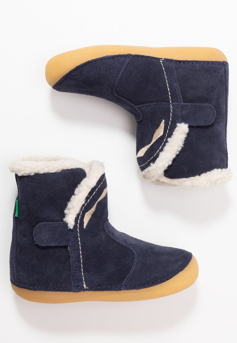 Kickers - SOFUR - Baby shoes - navy