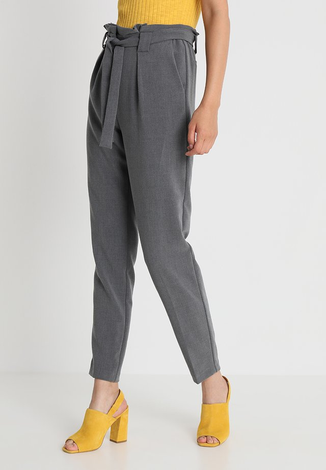 Broek - mottled grey