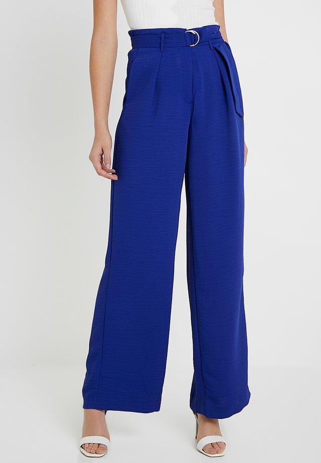 Pantalon classique - clematis blue