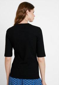 KIOMI TALL - T-shirt basic - black - 2