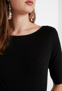KIOMI TALL - T-shirt basique - black - 4