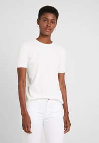 KIOMI TALL - Basic T-shirt - white - 0