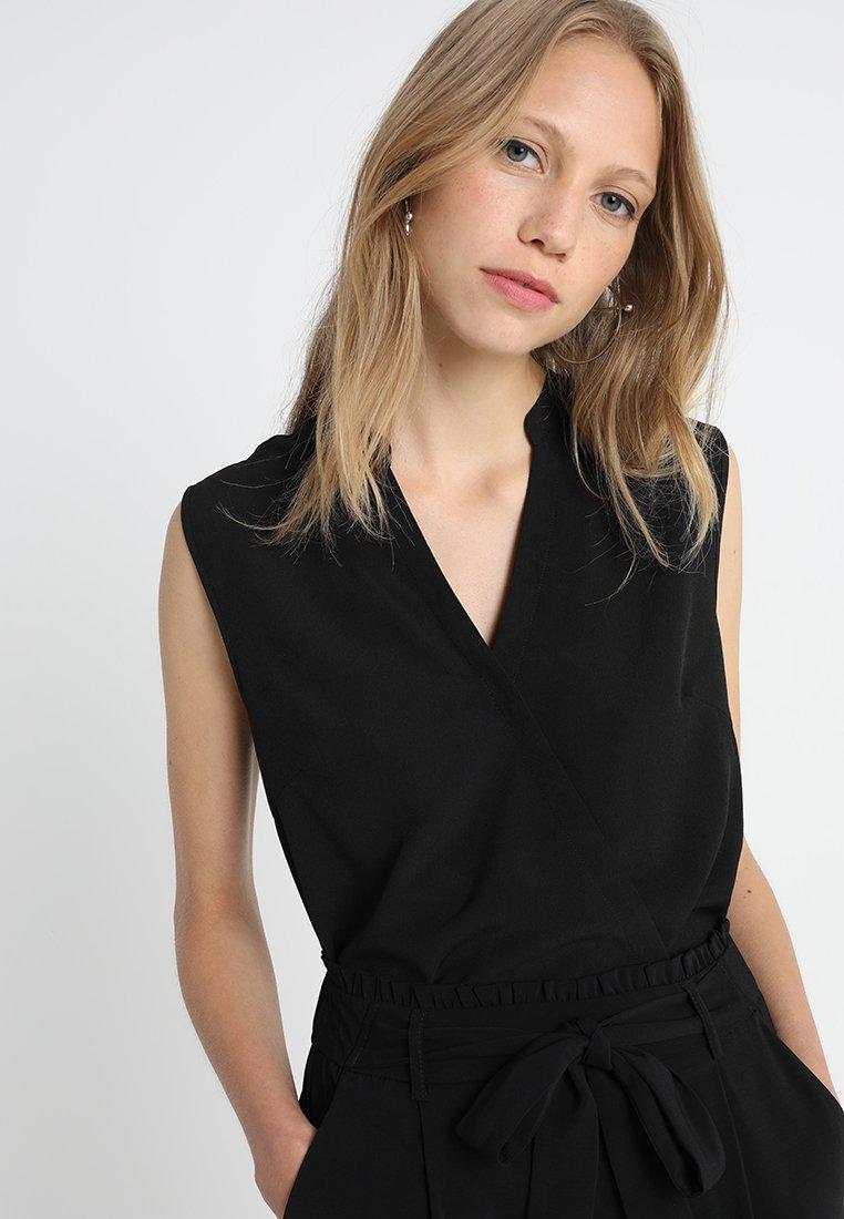 KIOMI TALL - Blusa - black